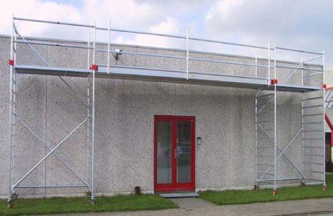 Schele si structuri speciale Tempo- pasarela din aluminiu Passatempo