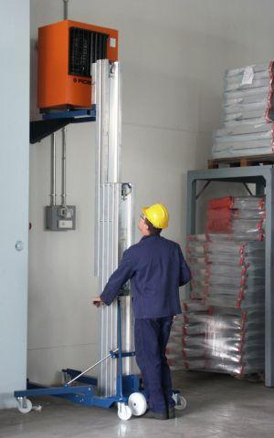 Dispozitive de ridicare sau transport pentru materiale Hercules- lift-dispozitiv manual pentru ridicat