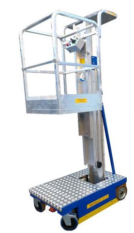 Nacele, platforme aeriene si esafodaje Microlift ZT