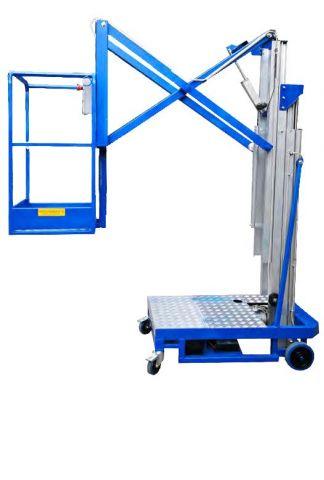 Nacele, platforme aeriene si esafodaje Microlift ZXP