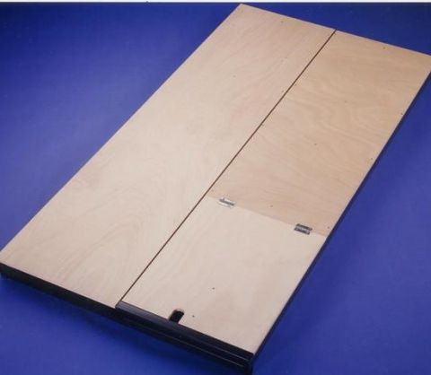 Componente schele Professional Plan cu trapa pentru schela